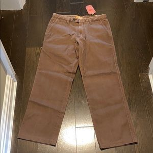 Tommy Bahama new never worn w/tags men's chinos